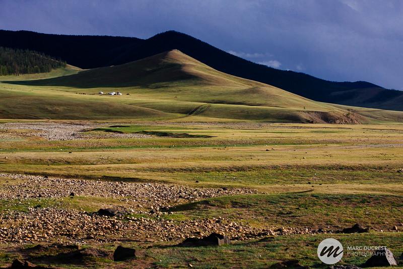 Center Mongolia