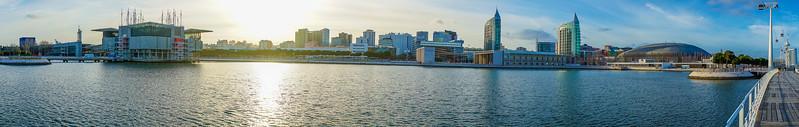 Original Lisbon Oceanarium Panorama Art Photography 8 By Messagez com
