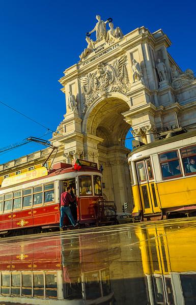 Best of Lisbon Trams Photography 17 By Messagez com