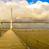 Panorama Portugal Lisbon Bridge Art Photography 5 By Messagez com