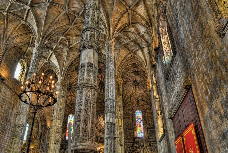 Jeronimos Monastery Lisbon By Messagez.com