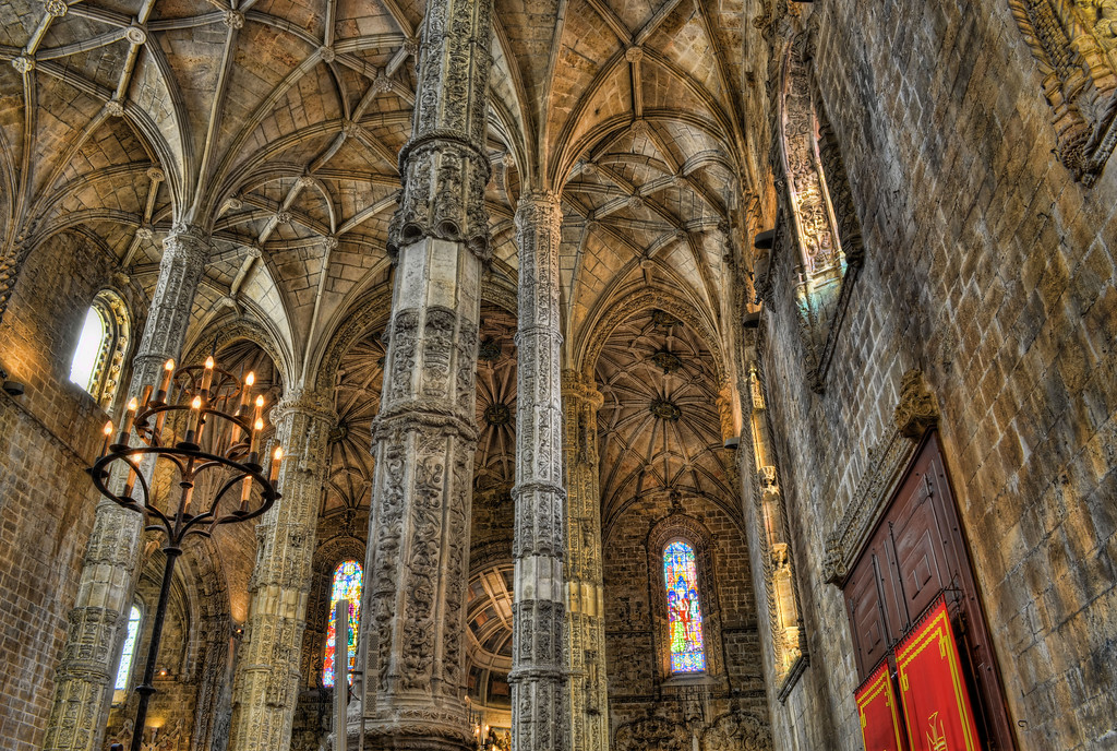 Jeronimos Monastery Lisbon By Messagez.com
