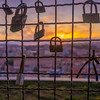 Locked in Lisbon at Sunset Photography 2 Messagez com
