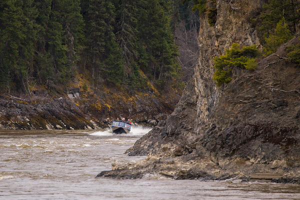Fort George Canyon Jetboat