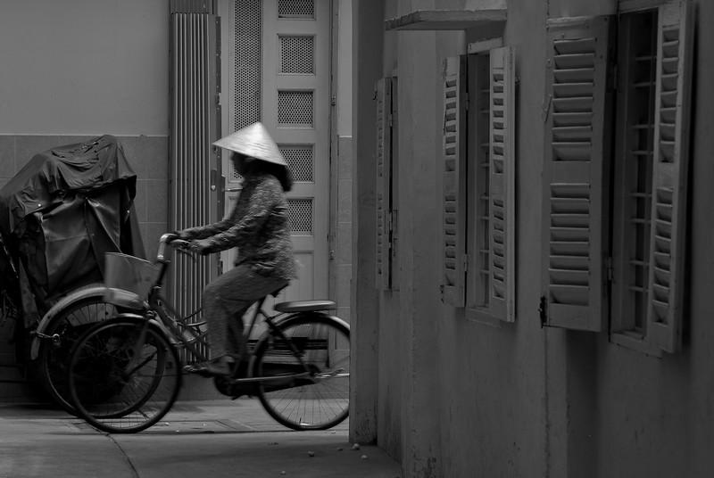 Ho Chi Minh City, Vietnam, 2009.