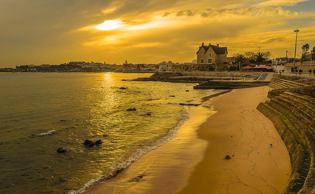 Original Portugal Cascais Coast Photography 8 By Messagez com