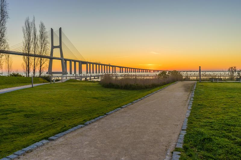 Portugal Lisbon Park of Nations Photography 3 at Sunrise Messagez com