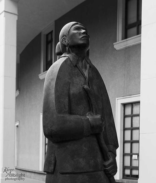Sculpture, Santa Fe, New Mexico