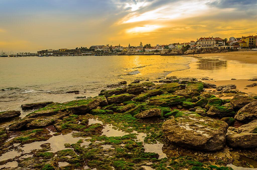 Original Portugal Cascais Coast Photography 4 By Messagez com