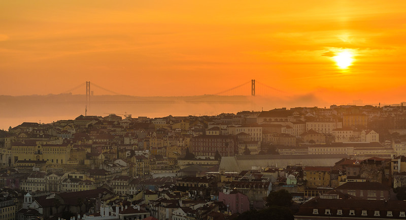 Best of Lisbon Viewpoints Photography 11 By Messagez com
