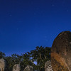 Portugal Cromlech of the Almendres Megalithic Complex Night Photography 17 By Messagez com