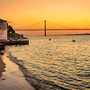 Best of Lisbon Bridge Sunset Photography 6 By Messagez com