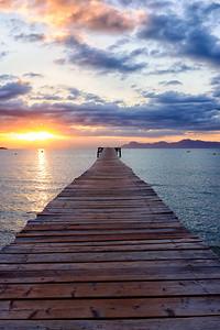 Alcudia Beach, Mallorca
