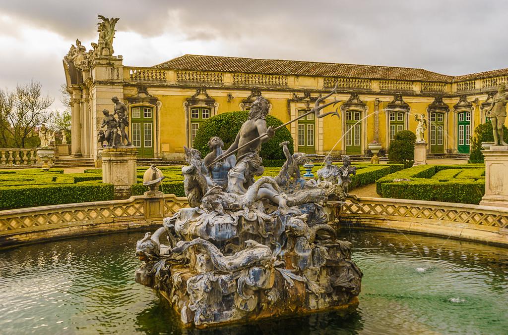 Portugal Queluz National Palace Art Photography 44 By Messagez com