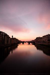 River Arno, Florence Italy.
