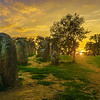 Portugal Cromlech of the Almendres Megalithic Magic Photography 50 By Messagez com