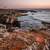 Cascais Portugal Coast at Sunset