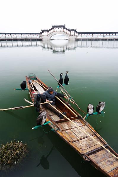 Jinxi Old Town. 锦溪古镇,Kunshan,Jiangsu Province