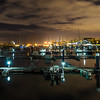 Lisbon Marina at Night Photography By Messagez com