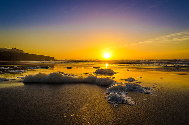Best of Lisbon Beaches Sunset Photography 6 By Messagez com