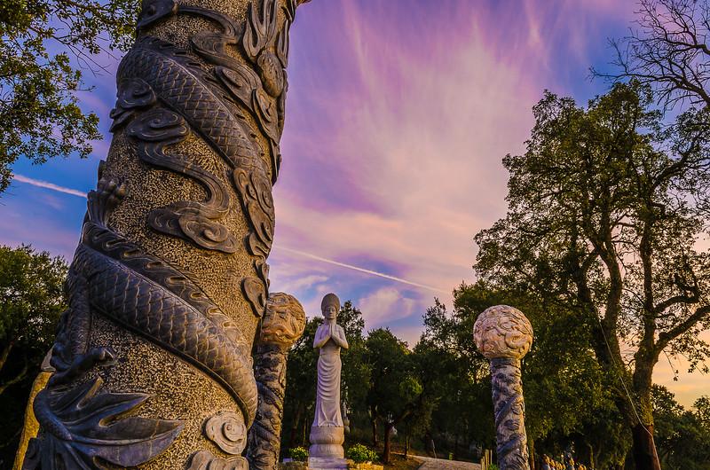 Violet Flame Meditation Photography By Messagez com