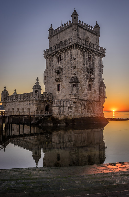Best of Portugal Lisbon Tower Sunset Photography 27 By Messagez com