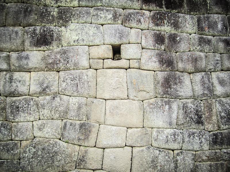 Inca's precision