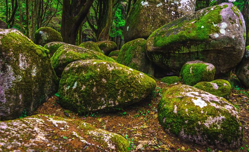 Original Sintra Peninha Megalithic Stones Photography 2 By Messagez com