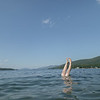 Take a Dip, Lake George