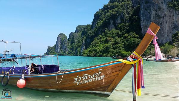 Maya Bay, Phi Phi Islands, Thailand