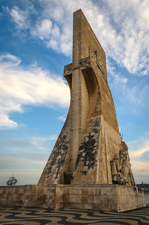Portugal Lisbon Monument to the Discoveries Photography 2 By Messagez com