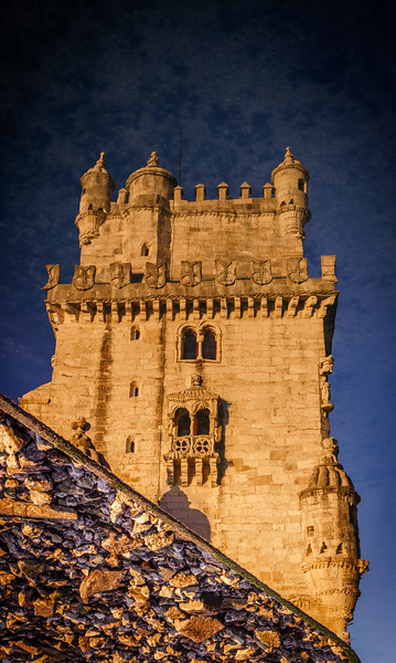 Another Perspective of the Lisbon Belem Tower Photography By Messagez com