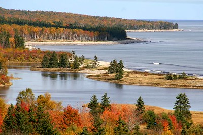 Cape Breton, Nova Scotia, Surfing