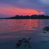 Sunset on River Cuiaba