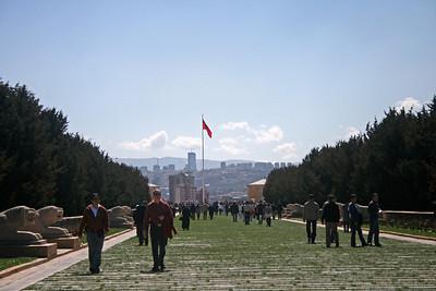 Ankarra Turkey (April 2010)
