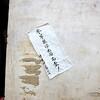 四圍游果時發現呢張紙條。上年都無!
