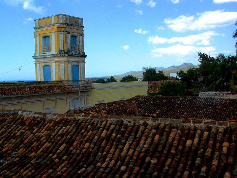 Trinitarian rooftops