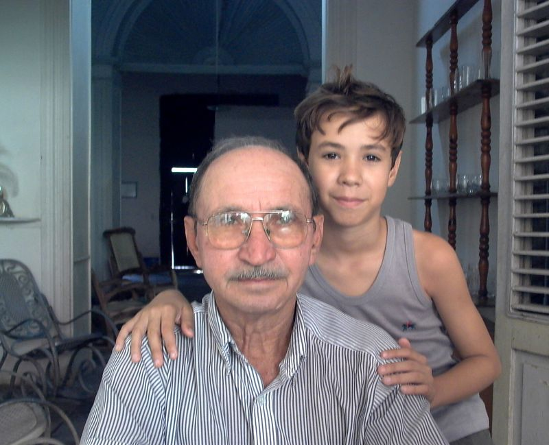 pedro and abuelo