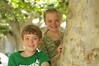 IMGP1252 grt Brendan and Clara with plane tree