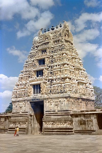 Chennakeshava Temple, Belur