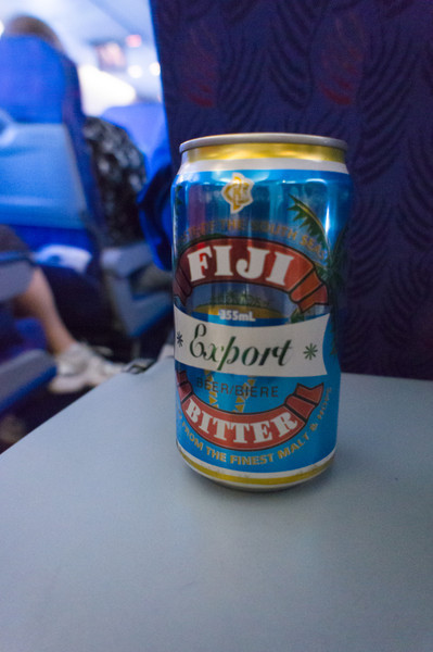 The last taste of Fiji