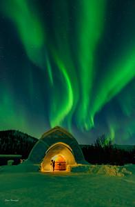 Chena Springs Ice House