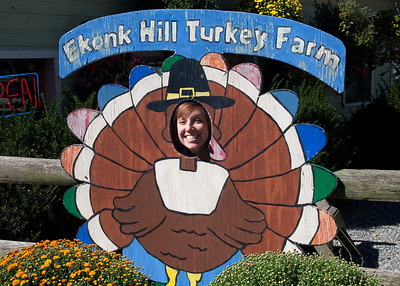 Jaimie is a turkey.