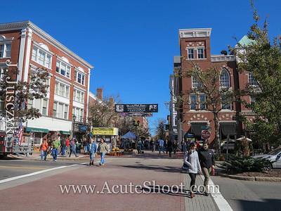 Street in Salem.