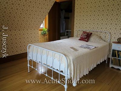 Maids bedroom.