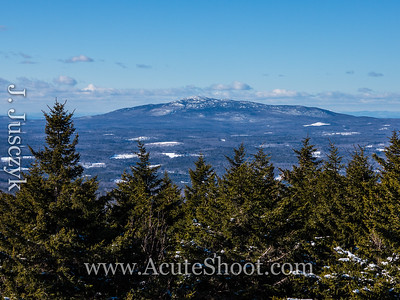 Another great view of Mount Monadnock.