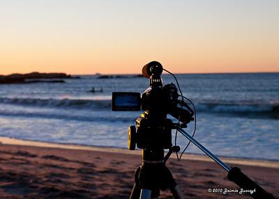 Camera ready? Action!