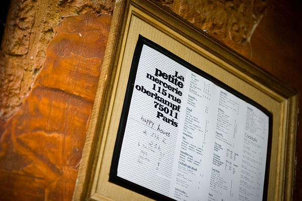 The bar Bridgette works at