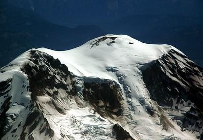 Top of Mt. Rainier