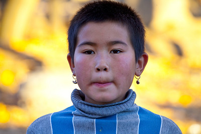 Kaba's Child  (白哈巴)
